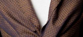 stola in seta e lana merino. © lauramengani