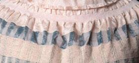 maglia in seta, lana e filo elastico. © lauramengani